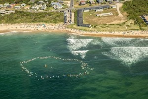 Paddle Out From Air Dalton Portella