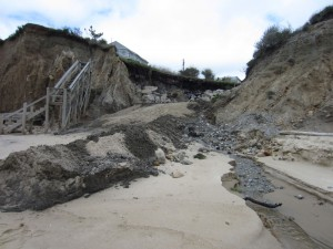 Ryan Property prior to 2011 East-side Revetment