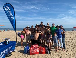 Beach Clean Up with The VitaCoco Team